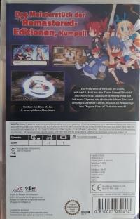 Disgaea 1 Complete [DE] Box Art
