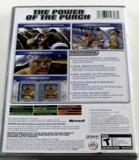 Fight Night Round 2 Platinum Hits Box Art