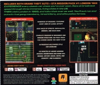 Grand Theft Auto: The Director's Cut Box Art