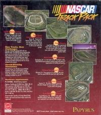 NASCAR Track Pack Box Art