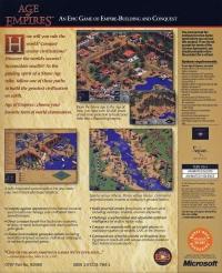 Age of Empires Box Art