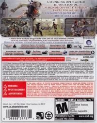 Assassin's Creed III: Liberation [CA][MX] Box Art