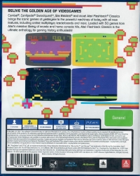 Atari Flashback Classics: Volume 1 Box Art