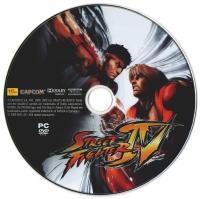 Street Fighter IV [RU] Box Art