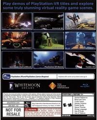 Playstation VR Demo Disc 3 [NA] Box Art