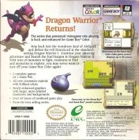 Dragon Warrior I & II Box Art