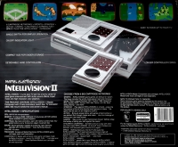 Mattel Electronics Intellivision II Box Art