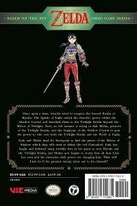 Legend of Zelda, The: Twilight Princess, Vol. 6 Box Art