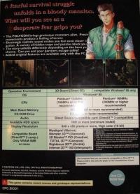 Resident Evil Box Art