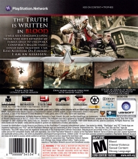 Assassin's Creed II Box Art