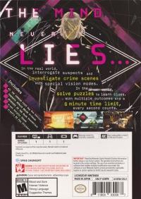 AI: The Somnium Files - Special Agent Edition Box Art