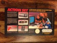 Nintendo Entertainment System Asian Version Action Set (PAL) Box Art