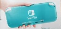 Nintendo Switch Lite - Turquoise Box Art