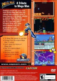 Mega Man Anniversary Collection Box Art