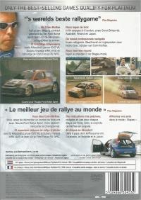 Colin McRae Rally 3 - Platinum [NL][FR] Box Art