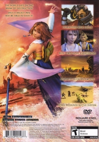 Final Fantasy X - Greatest Hits Box Art