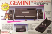 Coleco Gemini Box Art