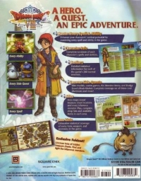Dragon Quest VIII: Journey of the Cursed King - BradyGames Signature Series Guide Box Art
