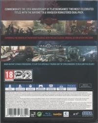 Bayonetta & Vanquish - 10th Anniversary Bundle Launch Edition Box Art