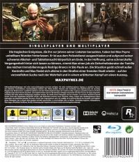 Max Payne 3 [DE] Box Art