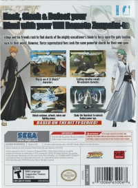 Bleach: Shattered Blade Box Art
