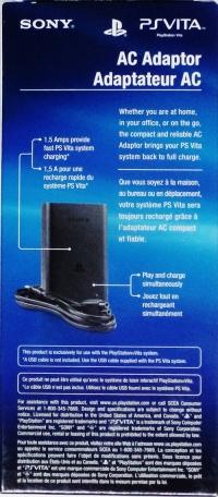 Sony AC Adaptor Box Art