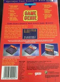 Game Genie Box Art