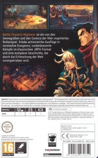 Battle Chasers: Nightwar [DE] Box Art
