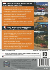 WRC 3: The Official Game of the FIA World Rally Championship - Platinum [NL][FR] Box Art
