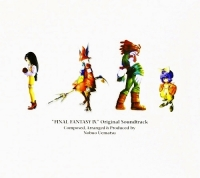 Final Fantasy IX Original Soundtrack (Reissue) Box Art