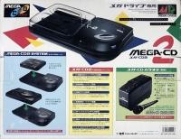 Sega Mega-CD 2 Box Art