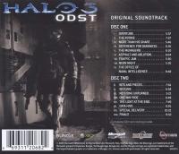 Halo 3: ODST Original Soundtrack Box Art