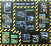 Sega Saturn - Command & Conquer Box Art