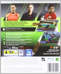 Adidas miCoach [IT] Box Art