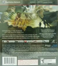 White Knight Chronicles - International Edition Box Art
