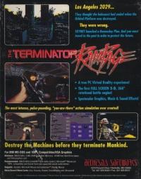 Terminator, The: Rampage Box Art