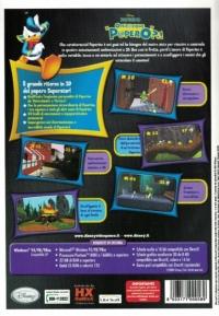 Disney Classici: Paperino Operazione Papero - Action Game Box Art