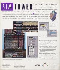 SimTower Box Art