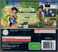 Disney Fairies: Tinker Bell and the Great Fairy Rescue Box Art