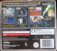 LEGO Star Wars: The Complete Saga (New PEGI logo) Box Art