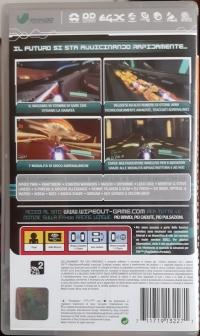 Wipeout Pulse - PSP Essentials [IT] Box Art