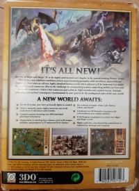 Heroes of Might and Magic IV Box Art