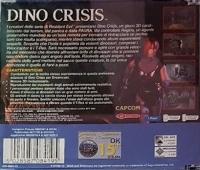 Dino Crisis [IT] Box Art