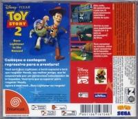 Disney/Pixar's Toy Story 2: Buzz Lightyear to the Rescue! Box Art