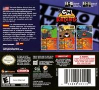 Cartoon Network Racing Box Art
