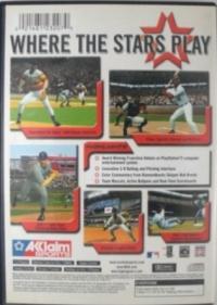 All-Star Baseball 2002 Box Art