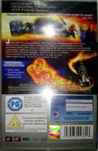 Fantastic Four Box Art