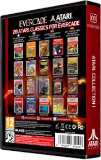 Atari Collection 1 Box Art