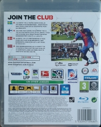 FIFA 13 [SE][FI][DK][NO] Box Art
