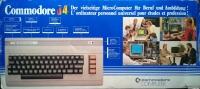 Commodore 64 MicroComputer [DE][FR] Box Art